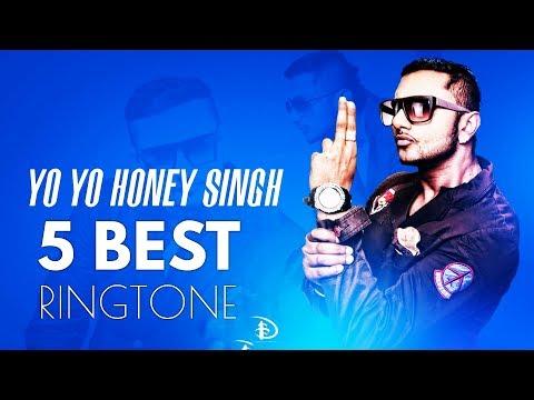 Top 5 Best Yo Yo Honey Singh Ringtones 2018  Honey Singh Ringtone With Download Link