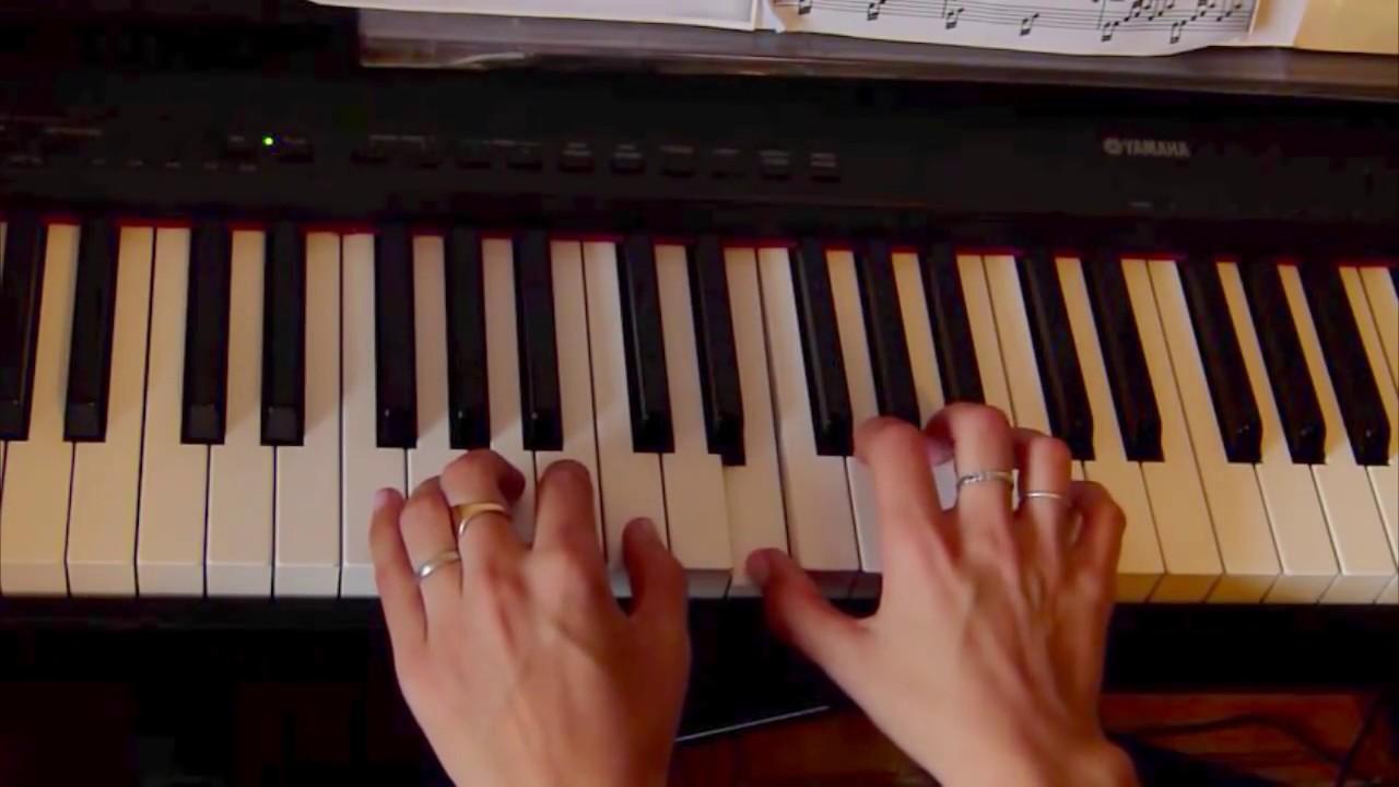 Ave Maria de Gounod-Bach (Tutorial Piano)