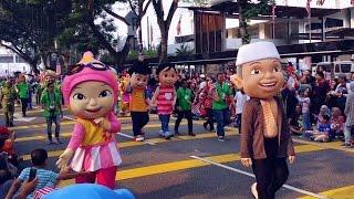 vuclip Hari Kebangsaan 2015 (Malaysia National Day) ~ Merdeka Parade [part 1/2] (4K UHD)