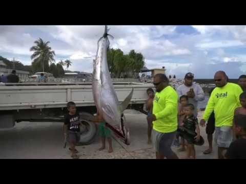 NTV News report: 2018 Vital Annual Fishing Circuit - Nauru