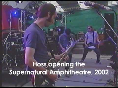 Hoss - live at The Meredith Music Festival 1992-2002
