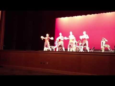 Leana Latin class recital