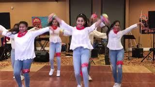 KANJ jingle bells 2019 - Medley  by Nrityakalpana