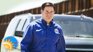 A letter to President Biden won't improve border security, Gov. Doug Ducey. But this might