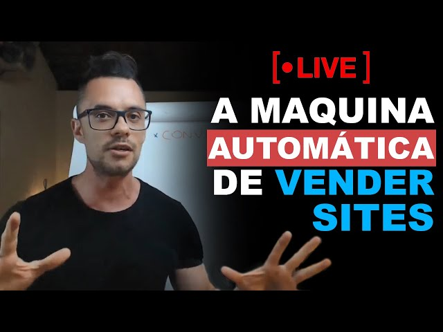 A Maquina Automática De Vender Sites Pela Internet