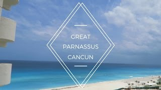 Great PARNASSUS CANCUN | Day 4 Party Time