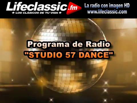 PROGRAMA DE RADIO   STUDIO 57 DANCE