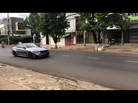 BMW 428i Stage 1 Pops And Pangs In VietNam