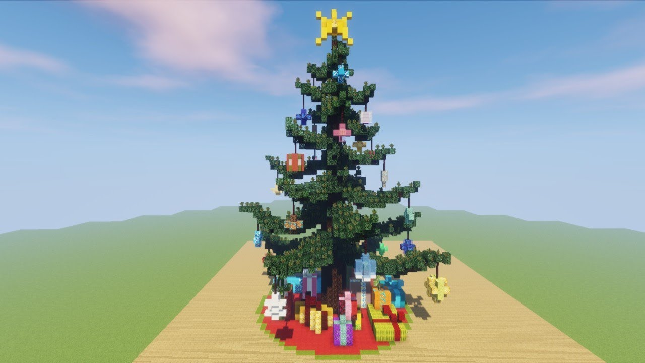 GIANT Christmas Tree Tutorial