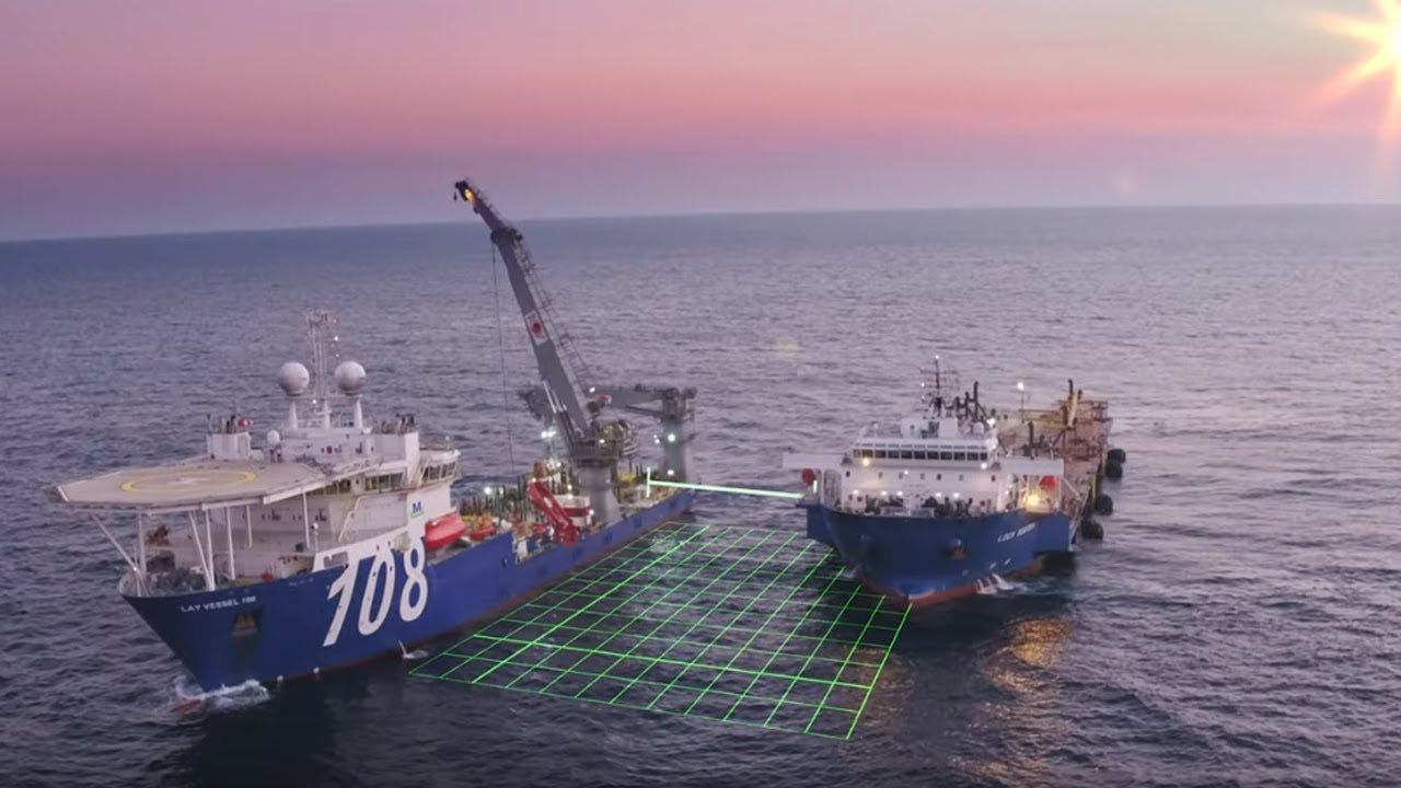 Ship-to-Ship Motion Measurement System