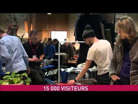 Weekend branché à la Braderie de l'Art de Roubaix - Nord-Pas de Calais - Créateurs d'Horizons