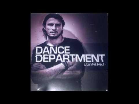 Utah M Paul At Work - Dance Department