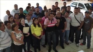 Pedro Salgado Almaguer Viola Contrato Colectivo de Trabajo