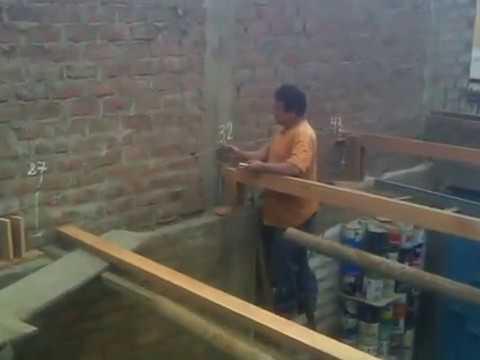 Vigas de madera para techo 994400258 youtube - Techo de madera ...