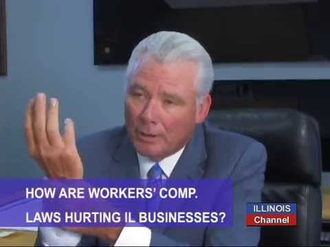 One on One with Greg Baise, CEO Illinois Manufacturers Assn