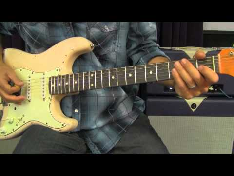 Jimi Hendrix - Hey Joe - Guitar Lesson