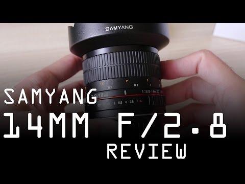 Samyang 14mm F2.8 detailed review