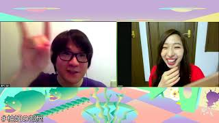 【柚姫の部屋 第46回】TEAM SHACHI大黒柚姫とSCRAP瀬戸口俊介のはちゃめちゃほぼ月9配信!