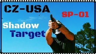 CZ-75 9mm SP-01 Shadow Target Custom Shop Pistol (HD)