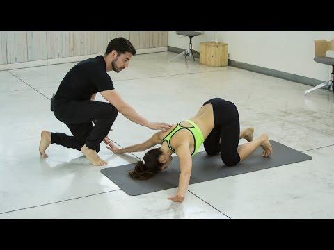 Clase de Hipopresivos 5: Fortalece espalda, mejora postura