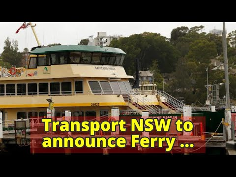 Transport NSW to announce Ferry McFerryFace as new Sydney ferry