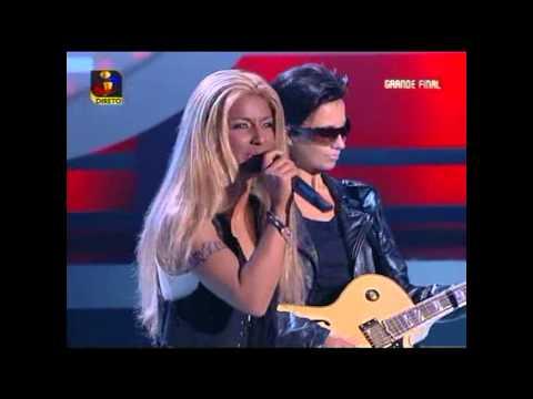 Daniela Pimenta..e Gabriela B. interpretam Bono a Marie Blige-A Tua cara não me é Estranha ( TVI )