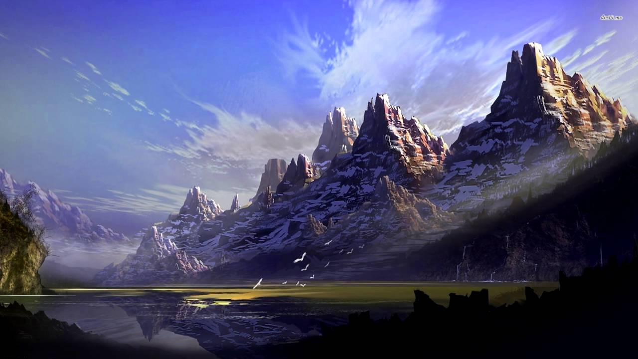 RPG Playlist - Peaceful Music
