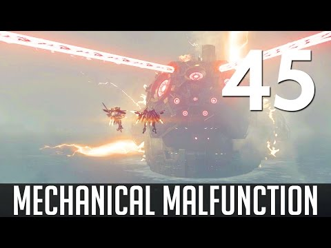[45] Mechanical Malfunction (Let's Play NieR: Automata PC w/ GaLm)