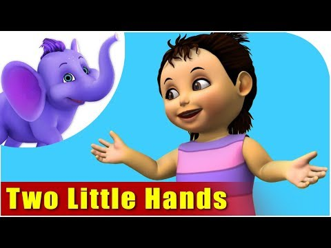 Two Little Hands - Nursery Rhyme