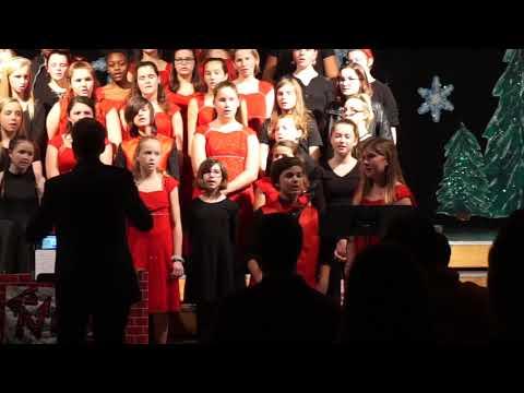 Snow Hill Middle School Chorus Concert 12:12:18