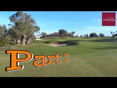 Vale da Pinta Golf Course VLOG - Portugal 2016 - PART 2