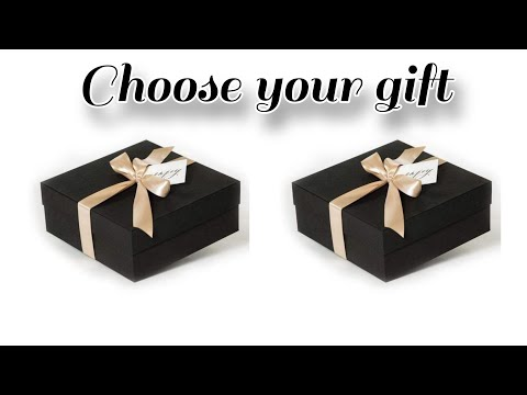 choose your gift #3