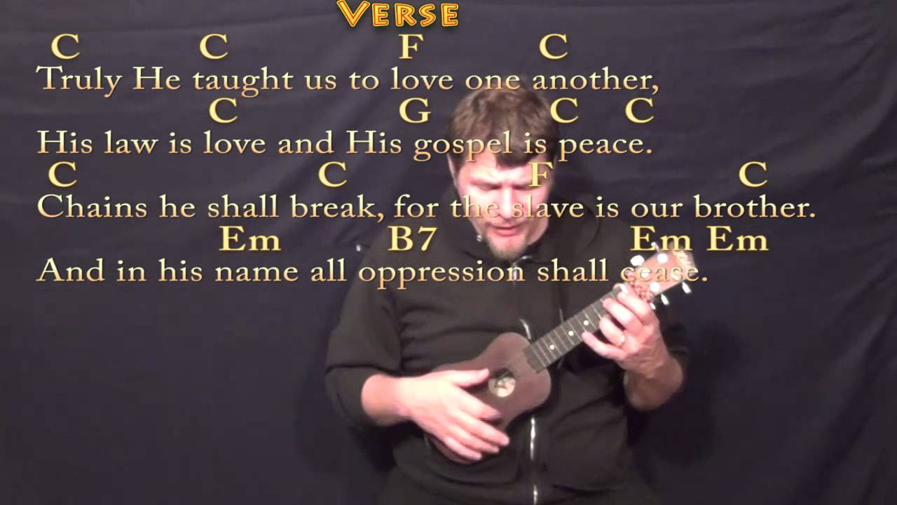 O holy night ukulele cover lesson in c with chordslyrics youtube o holy night ukulele cover lesson in c with chordslyrics hexwebz Image collections