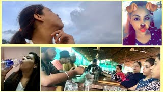 Sunday & Monday || VLOG || Family Lunch Outing || Fitness And Lifestyle Channel ||