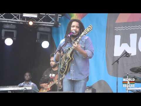 Stephen Marley Live At Festival Mundial 2012 - Chase Dem