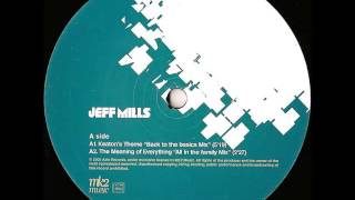 Jeff Mills - Keaton's theme (back to the basics mix)