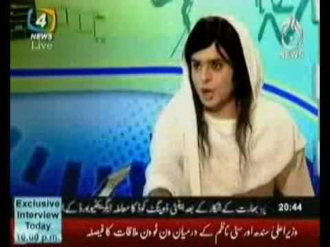 Hina Rabbani Khar at the 4 Man Show