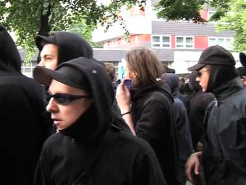 May Day explodes into riots in Berlin