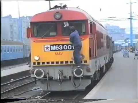 MÁV M63 sorozat