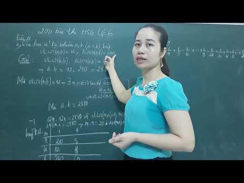 Toán nâng cao lớp 6-  đề thi học sinh giỏi lớp 6 -200 bài thi học sinh giỏi hay nhất[ bài 11]]