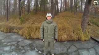 Зимний рыболовный костюм мембранный Fishing Style Palladium