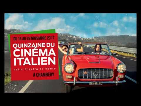 Quinzaine Cinéma italien à Chambéry 2017