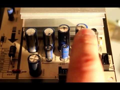 Fixing the Blown Capacitor in Samsung TV Yourself