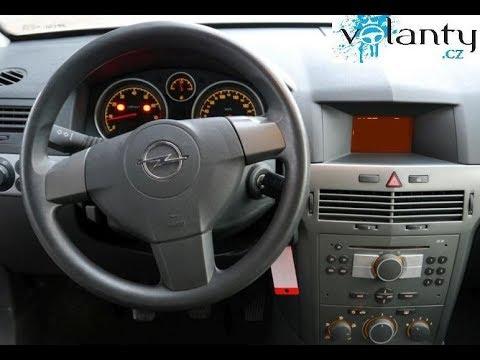 airbag lenkrad ausbauen beim opel astra h 2005 volanty. Black Bedroom Furniture Sets. Home Design Ideas