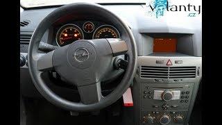 Airbag / Lenkrad ausbauen beim Opel Astra H   2005 +  VOLANTY.CZ