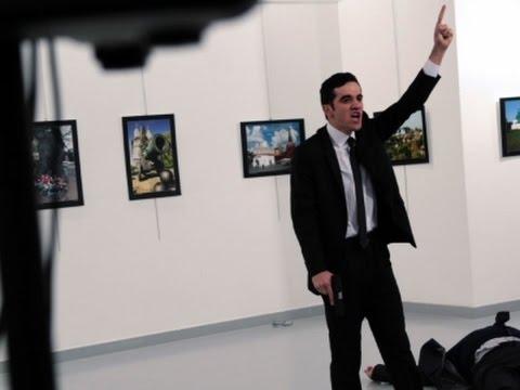 AP Photographer Recounts Turkey Shooting