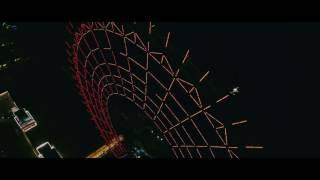2017-04-01 麗寶樂園夜拍 (Mavic Pro)