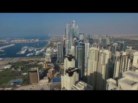 BIGGEST PENTHOUSE TOUR IN JBR (Jumeirah Beach Residence)- Dubai