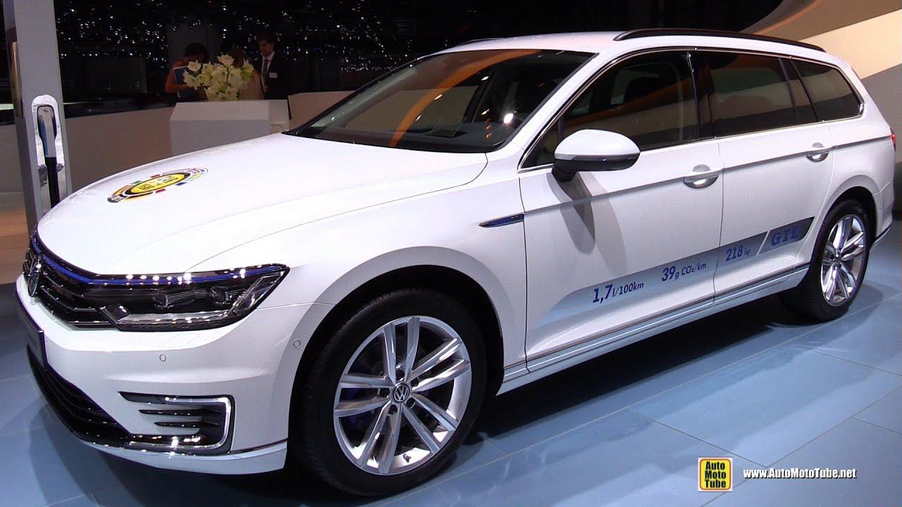 2015 Volkswagen Passat GTE Variant Plug in Hybrid ...