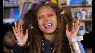 Erykah Badu: NPR Music Tiny Desk Concert thumbnail